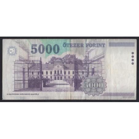 5000 forint 1999 BF