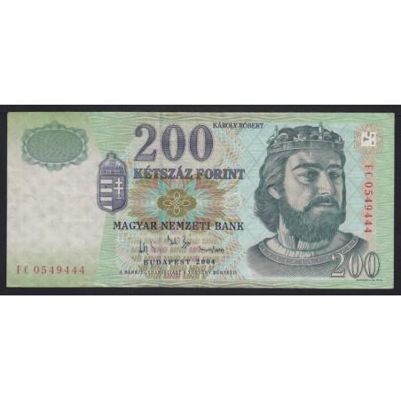 200 forint 2004 FC