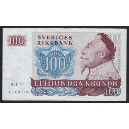 100 kronor 1981
