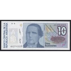 10 australes 1987