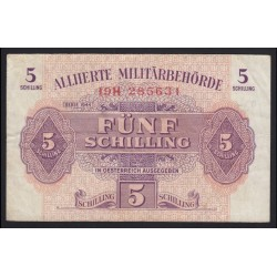 5 schilling 1944