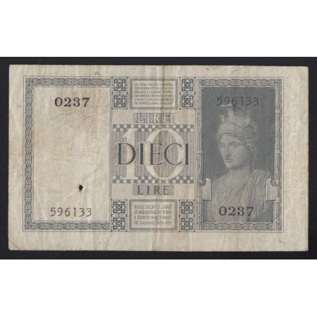 10 lire 1935