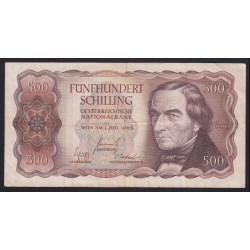 500 schilling 1965
