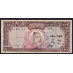1000 rials 1971