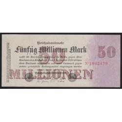 50.000.000 mark 1923