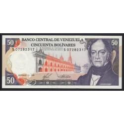 50 bolivares 1988