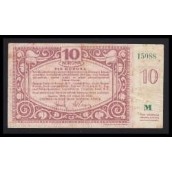 10 korona 1919 - Sopron