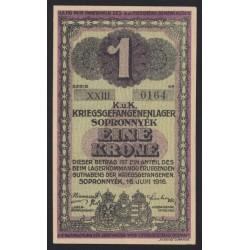 1 krone/korona 1916 - Sopronnyék