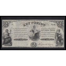 2 forint 1852