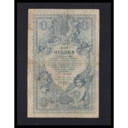 1 forint/gulden 1888