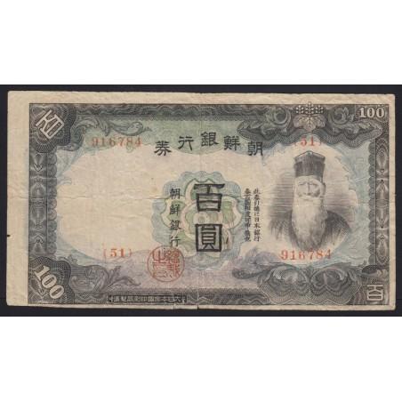 100 won 1946