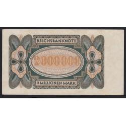 2 millionen mark 1923