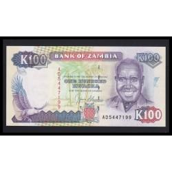 100 kwacha 1991