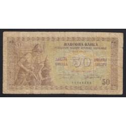 50 dinara 1946