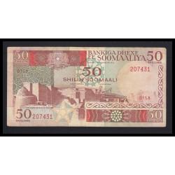 50 shillings 1989