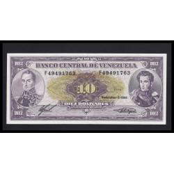 10 bolivares 1988