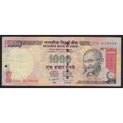 1000 rupees 2011