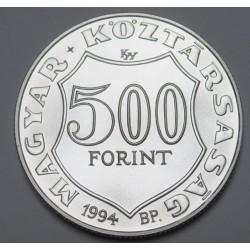 500 forint 1994 BU - Kossuth Lajos