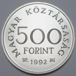 500 forint 1992 BU - Károly Róbert