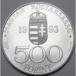 500 HUF 1993 BU - Integration into the European Community