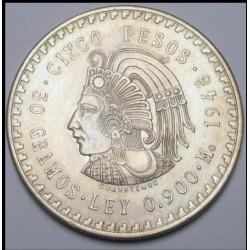 5 pesos 1948