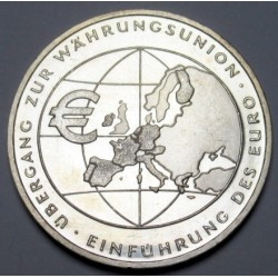 10 Euro 2002 F - Introduction of the Euro