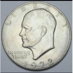 1 dollar 1972