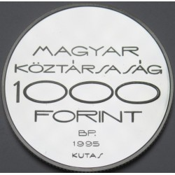 1000 forint 1995 PP - Atlanta Olympics