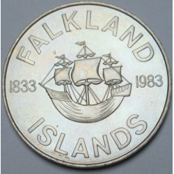 50 pence 1983 - British reign 150 years