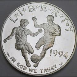 1 dollar 1994 PP - Football WC USA