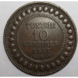 10 centimes 1917 A