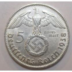 5 mark 1938 D