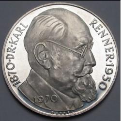 50 schilling 1970 PP - Dr. Karl Renner