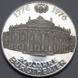 100 schilling 1976 PP - 200th anniversary of the Castleteather