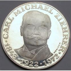 25 schilling 1972 PP - Carl Michael Ziehrer