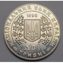 2 hryvni 1996 PP - Ukrainian coins