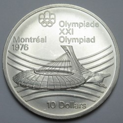 10 dollars 1976 - Montreal Olympics