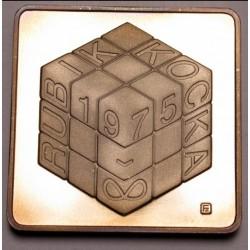 500 forint 2002  PP - Rubik cube