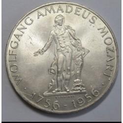 25 schilling 1956 - Mozart