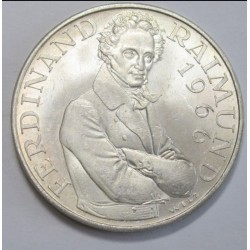 25 schilling 1966 - Ferdinand Raimund