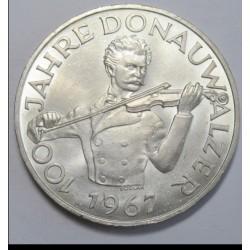50 schilling 1967 - Blue Danube Waltz