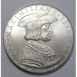 50 schilling 1969 - Maximilian I