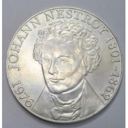 100 schilling 1976 - Johann Nestroy
