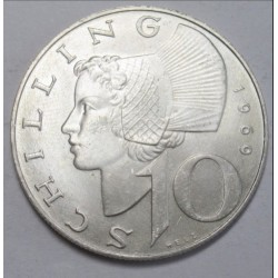 10 schilling 1969