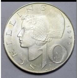 10 schilling 1973