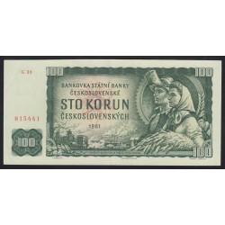 100 korun 1961