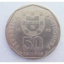 50 escudos 1988