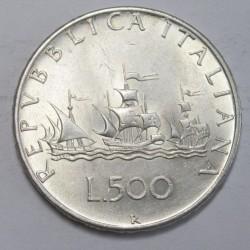 500 lire 1966