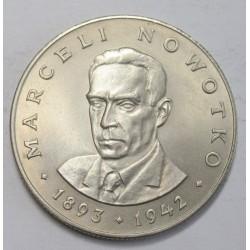 20 zloty 1976 - Marceli Nowtoko