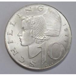 10 schilling 1970